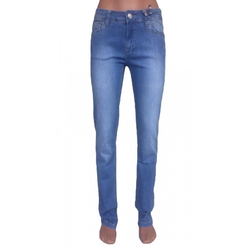 Женские джинсы OMATjeans 9956 синие
