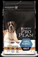 Pro Plan Adult Large Robust корм для собак крупных пород с курицей, 14 кг
