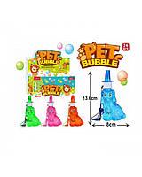Мыльные пузыри SSP825998 (24шт)щенки, 4 цвета, в боксе