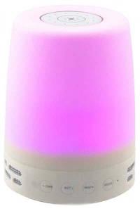 Портативная колонка AJ-99 LED