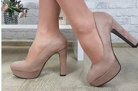Обувь кожзам и текстиль