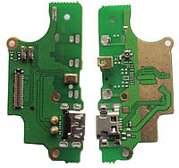 Разъем зарядки для Nokia 5 (с платкой)