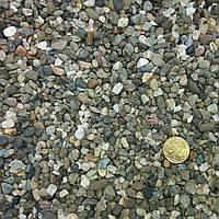 Аквагрунт галька коричневая 3-8мм