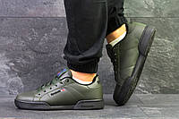 Кроссовки Reebok, темно-зеленые