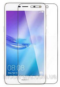 Защитное стекло 2.5D для Huawei Y3 (2017), Y3 (2018) CRO-U00 (0.3mm, 2.5D, с олеофобным покрытием)