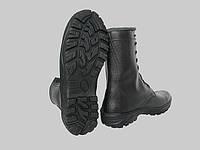 Ботинки ОМОН облегчённые (юфть)