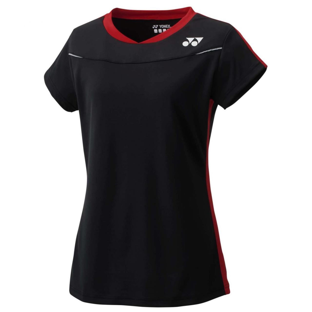 Футболка жіноча Yonex 20372 Black