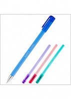 Ручка шариковая Axent Pastelini, синяя