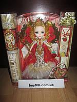 Кукла Эппл Вайт Быть королевой Ever After High Royally Apple White, фото 1