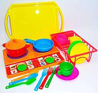 Набор посуды Bamsic, Юная хозяюшка SKL11-182009