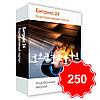 Бітрікс24 Корпоративний портал 250 (Коробочна версія)
