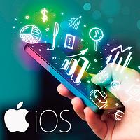 Розробка мобільного додатку для IOS (Apple смартфони, планшети)