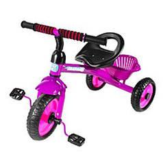"""Велосипед детский трёхколесный """"Trike"""" фиолетовый T-315"""