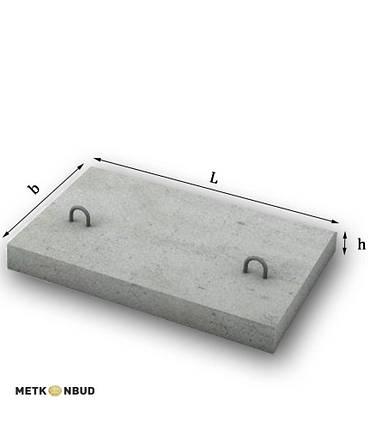 Плита тротуарная 5П7-И  500х750х80мм, фото 2