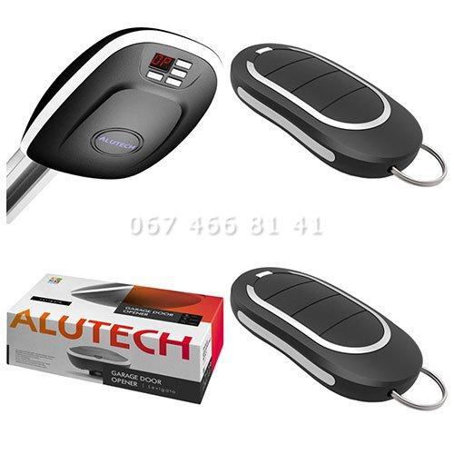 Alutech Levigato LG-500 автоматика для секционных ворот комплект