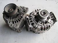 Генератор (оригинал, б/у) Фольксваген ЛТ 28, 35, 46 (Volkswagen LT) двигатель 2,5 ТDI, 2,5 SDI, 2,8 ТDI
