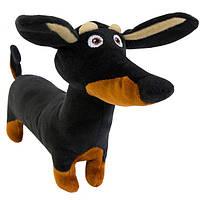 Мягкая игрушка ТМ Золушка Собака Такса Лунго - (30см)