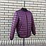 Демисезонная мужская модная куртка бомбер, фото 2