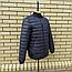 Демисезонная мужская модная куртка бомбер, фото 4