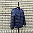 Демисезонная мужская модная куртка бомбер, фото 7