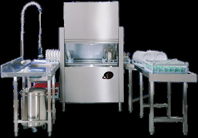 Конвеерные посудомоечные машины