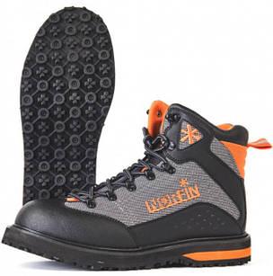 Забродные ботинки Norfin Edge 45 Черный с серым (71240-45)