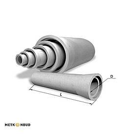 Асбестоцементные трубы 400 мм ВТ- 6