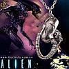"""Винтажная подвеска Чужой - """"Alien"""" подарочная упаковка"""