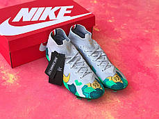 Бутсы Килиана Мбаппе Nike Mercurial Superfly 7/найк меркуриал суперфлай/ копы, фото 2