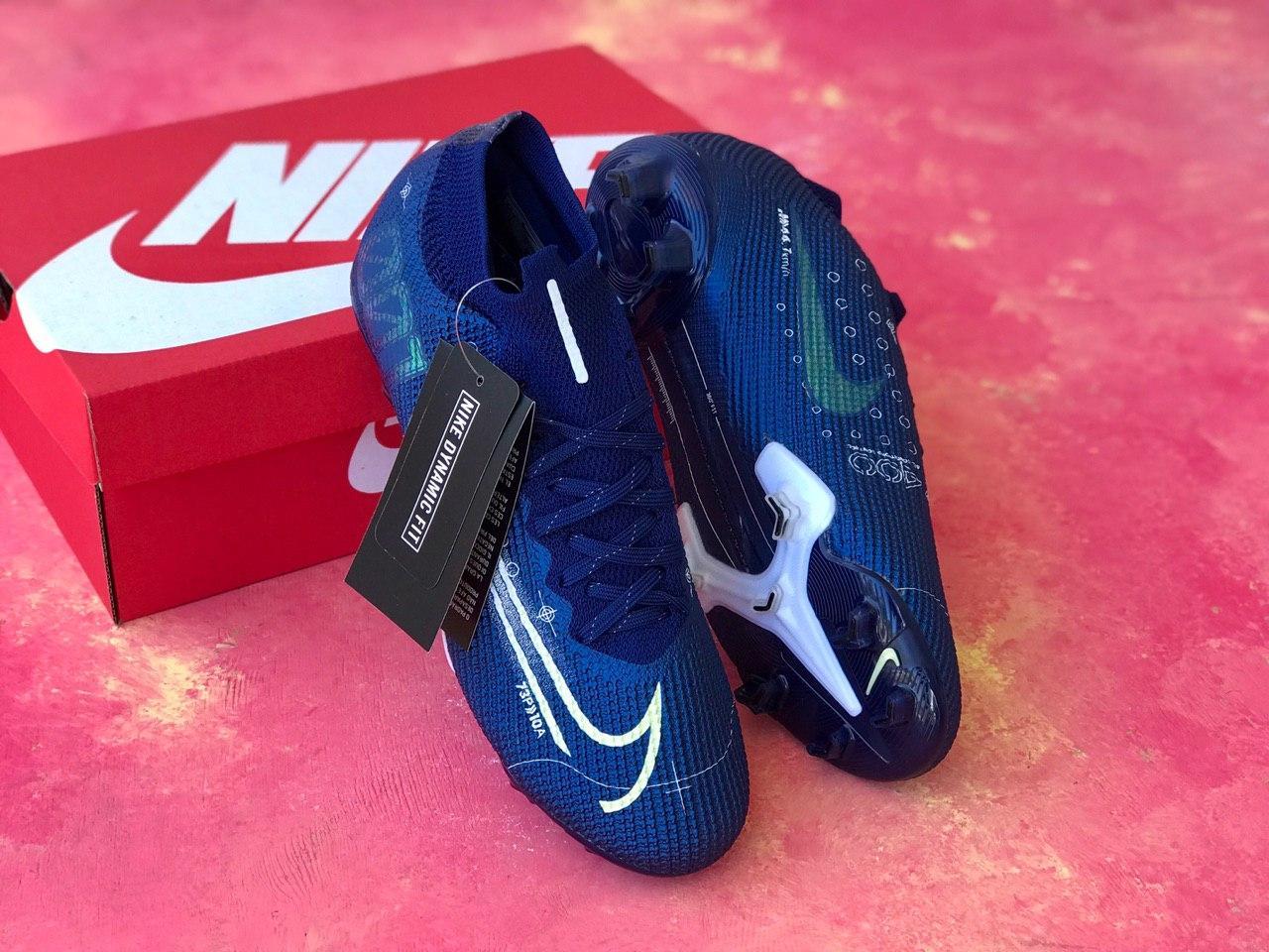 Бутсы Nike Mercurial Vapor XIII Pro FG/найк меркуриал вапор/ копы