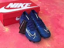 Бутсы Nike Mercurial Vapor XIII Pro FG/найк меркуриал вапор/ копы, фото 2