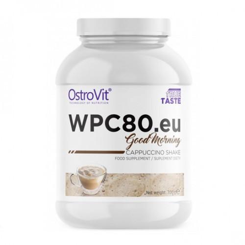 Протеин OstroVit WPC 80.eu Good Morning, 700 грамм - капучино