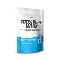 Протеин BioTech 100% Pure Whey, 454 грамм Соленая карамель