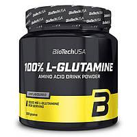Аминокислота BioTech 100% L-Glutamine, 500 грамм