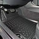 Килимки автомобільні для MG (Morris Garage),поліуретан Норпласт, фото 4