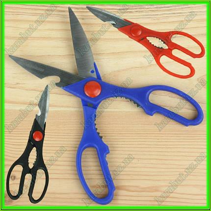 Многофункциональные ножницы L20,5 см, фото 2