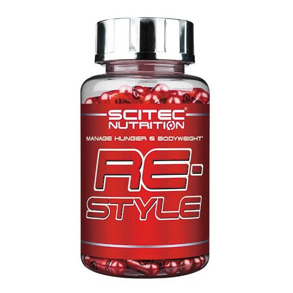 Жиросжигатель Scitec ReStyle, 60 капсул