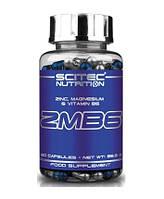 Витамины и минералы Scitec ZMB6, 60 капсул