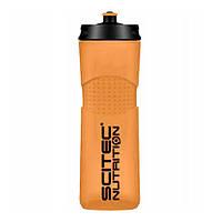 Бутылка Scitec Bidon Bike Bottle 650 мл, оранжевая