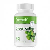 Натуральная добавка OstroVit Green Coffee, 90 таблеток