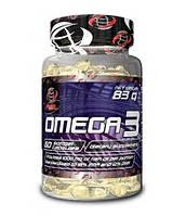 Жирные кислоты AllSports Labs Omega 3, 60 капсул
