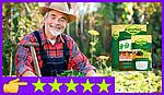 Биоудобрение AgroMax стимулирует рост растений и увеличивает скорость прорастания семян, фото 8