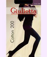 Giulia Качественные хлопковые колготки