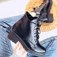 Элегантные демисезонные ботинки, фото 1