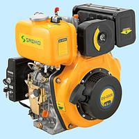 Двигатель дизельный SADKO DE-300E шпонка (6.0 л.с.), фото 1