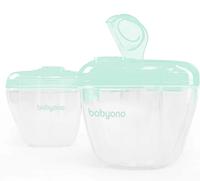 Емкость для молочной смеси мятная, BabyOno, 1022