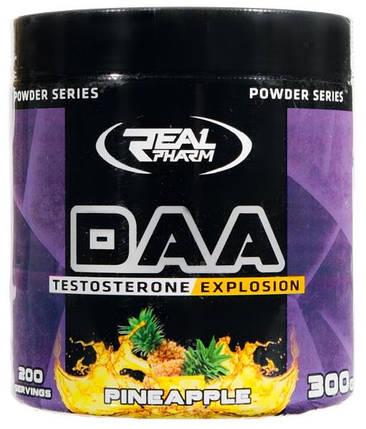Бустер тестостерону Real Pharm DAA 300 g, фото 2