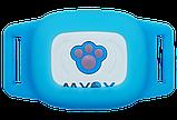 Чехол для GPS ошейника MYOX MPT-03 Blue, фото 4