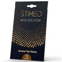 Stimeo Patches (Стимео Патчес) - патчі для збільшення члена, фото 1