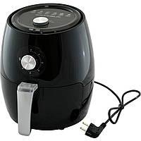 Мультипечь Grunhelm 1.5 кВт, 2.5 л, чорна GAF-2404 В (94192)
